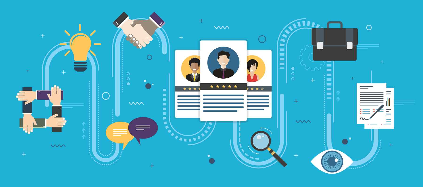 How to Leverage Your Current Employees for Job Candidate Recruitment